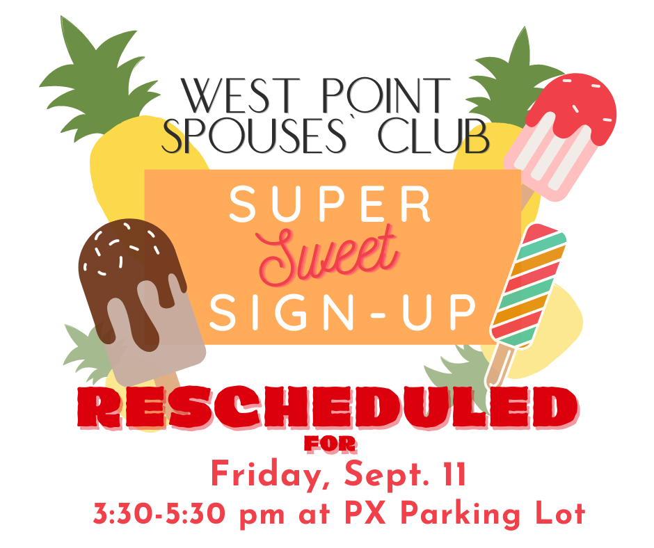 Rescheduled Super Sign-Up graphic