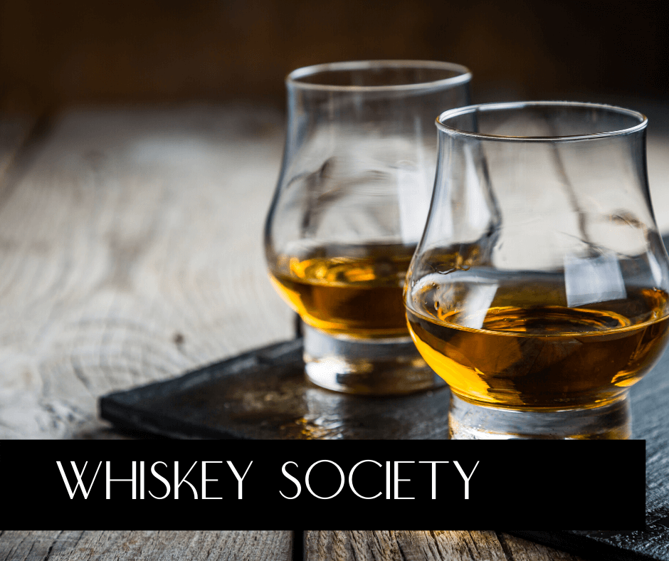 whiskey society graphic